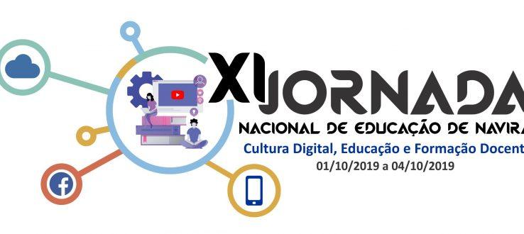 XI Jornada Nacional de Educação